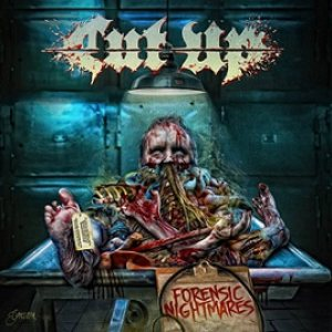 Cut Up - Forensic Nightmares cover art