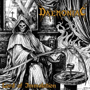 Daemoniac - Lord of Immolation cover art