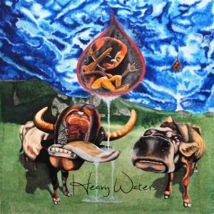 Digression Assassins - Heavy Waters cover art