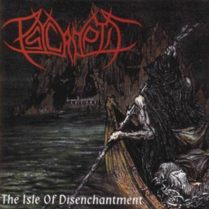 Psycroptic - The Isle of Disenchantment cover art