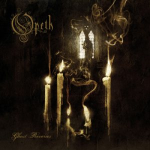 Opeth - Ghost Reveries cover art