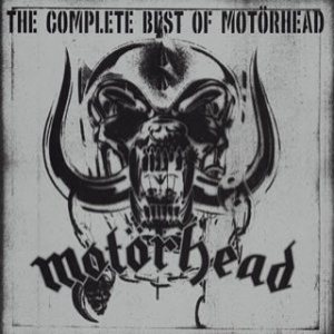 Motorhead - The Complete Best of Motörhead cover art