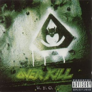 Overkill - W.F.O. cover art