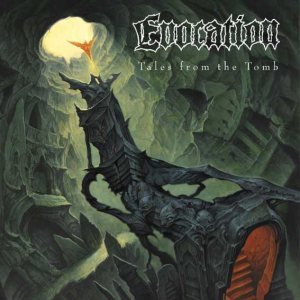 Evocation - Tales From the Tomb cover art