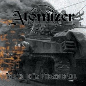 Atomizer - Tyrus: the Doom War of the Armoured Angel cover art