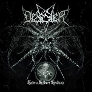 Desaster - 666 - Satan's Soldiers Syndicate cover art