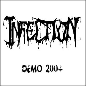Infection - Demo 2004 cover art