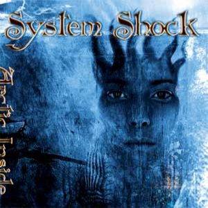 System Shock - Arctic Inside cover art