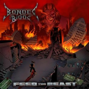 Bonded By Blood - Feed the Beast cover art