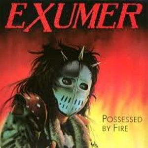 Exumer - Possessed by Fire cover art