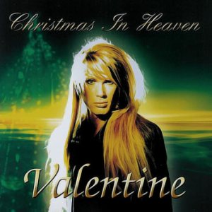 Valentine - Christmas in Heaven cover art