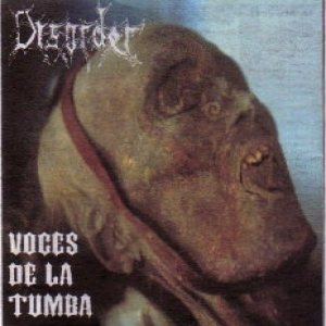 Disorder - Voces De La Tumba cover art
