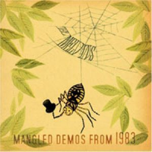 Melvins - Mangled Demos From 1983 cover art