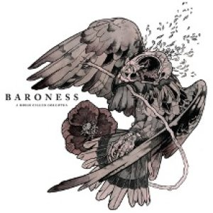 Baroness - A Horse Called Golgotha cover art