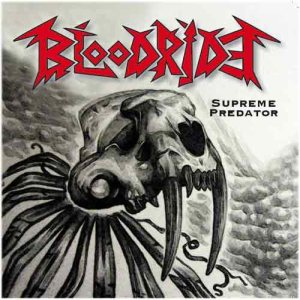 Bloodride - Supreme Predator cover art