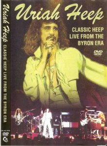 Uriah Heep - Live From the Byron Era cover art