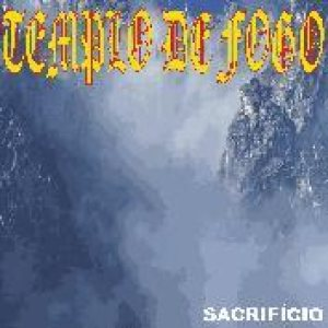 Templo de Fogo - Sacraficio cover art