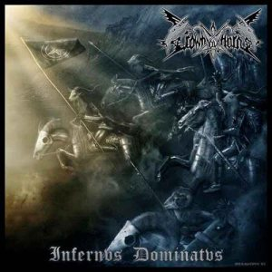 Crown ov Horns - Infernvs Dominatvs cover art