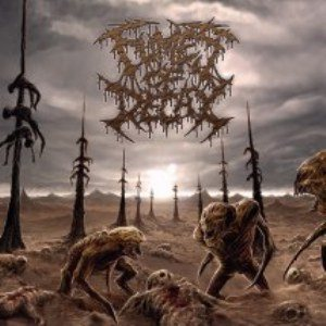 Fumes of Decay - Devouring the Excavated cover art