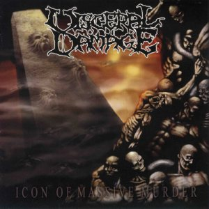 Visceral Damage - Icon of Massice Murder cover art