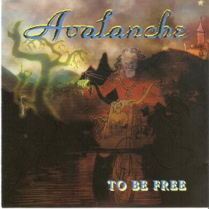 Avalanche - To Be Free cover art
