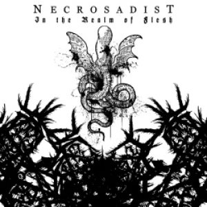 Necrosadist - In the Realm of Flesh (Remixed, Remastered, Reissued) cover art