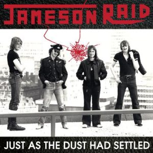 Jameson Raid - Just as the Dust Had Settled cover art
