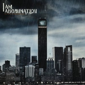 I Am Abomination - To Our Forefathers cover art