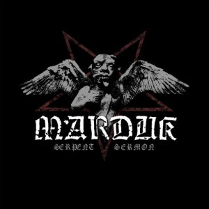 Marduk - Serpent Sermon cover art