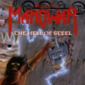 Manowar - The Hell of Steel cover art