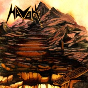 Havok - Point of No Return cover art