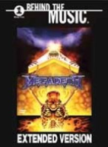 Megadeth - Behind the Music Extended cover art