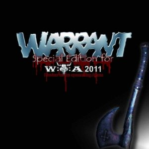 Warrant - Special Edition for Wacken 2011 cover art