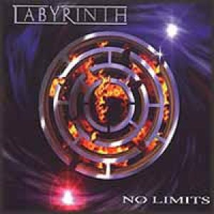 Labyrinth - No Limits cover art