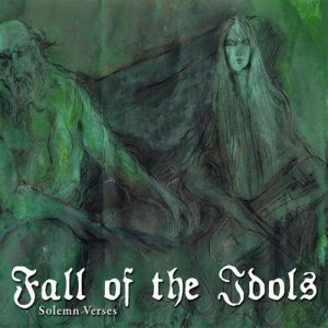 Fall of the Idols - Solemn Verses cover art