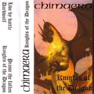Chimaera - Knights of the Dragon cover art