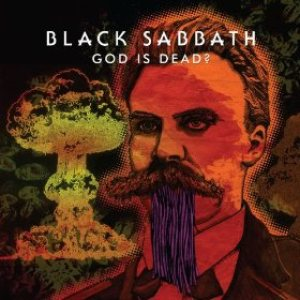 Black Sabbath - God Is Dead? cover art