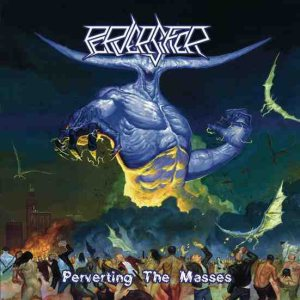 Perversifier - Perverting the Masses cover art