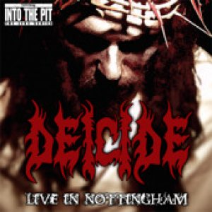 Deicide - Deicide (Live in Nottingham) cover art