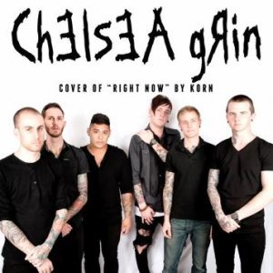 Chelsea Grin - Right Now cover art