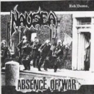 Nausea - Control/Abscence of War cover art