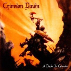 Crimson Dawn - A Dawn in Crimson cover art