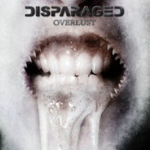 Disparaged - Overlust cover art