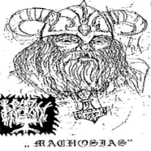 Old Pagan - Machosias cover art