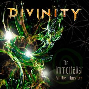 Divinity - The Immortalist, Pt​.​1 - Awestruck cover art