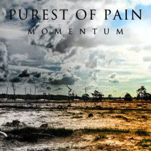 Purest of Pain - Momentum cover art