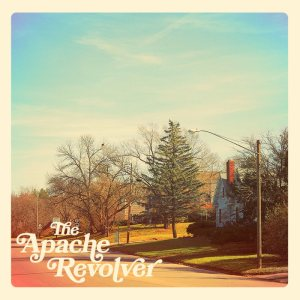 The Apache Revolver - The Midwinter cover art