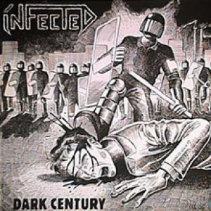 Infected - Dark Century cover art