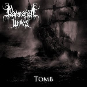 Damnation Winds - Tomb cover art