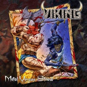 Viking - Metal Versus Straw cover art